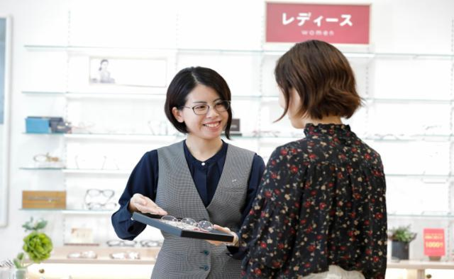 眼鏡市場 鎌倉手広店の画像・写真