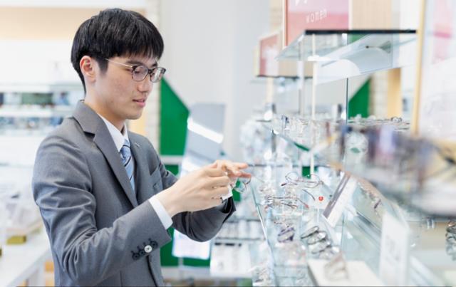 眼鏡市場 船橋駿河台店の画像・写真